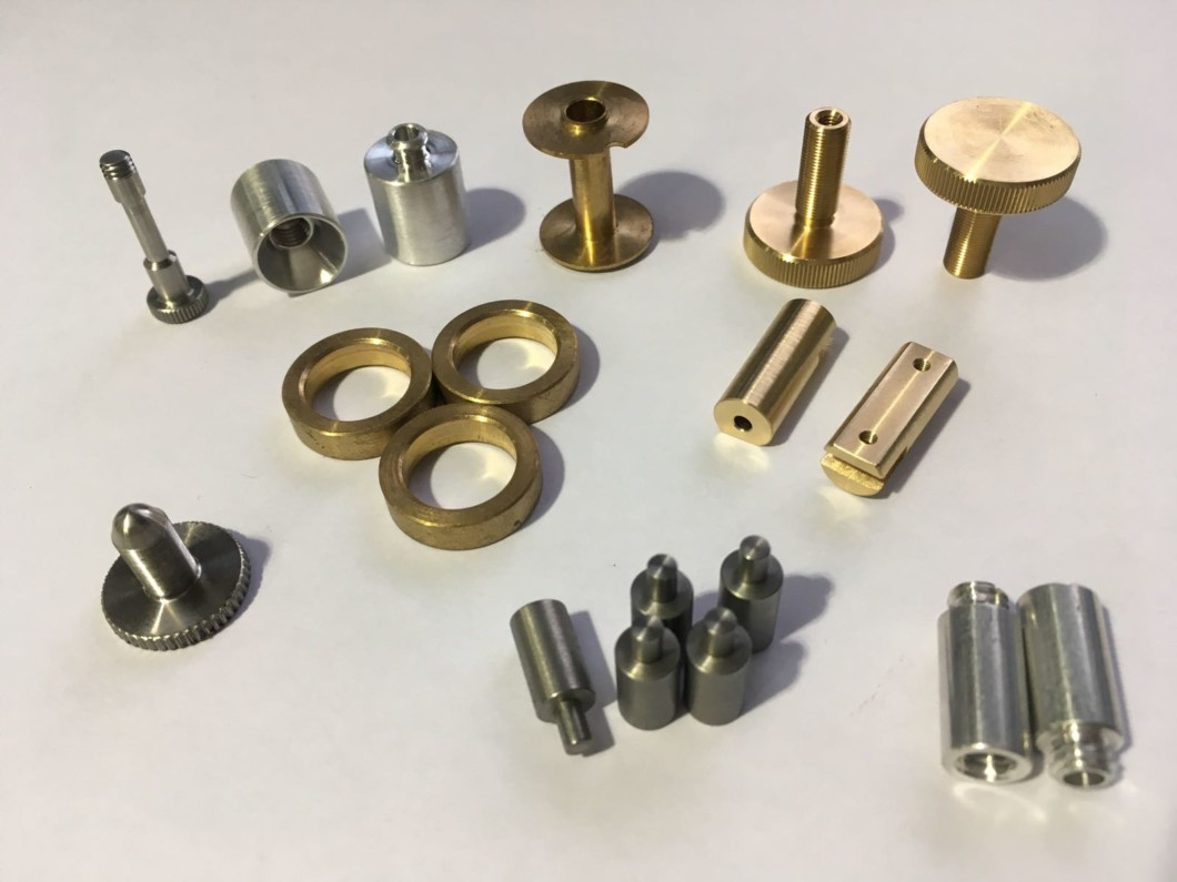 Small Diameter Turned Parts